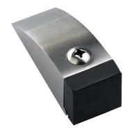 Floor Buffer - Stainless Steel Finish