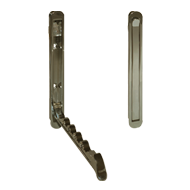 Wardrobe Hook - Stainless Steel - 135X1