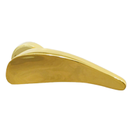 Lever Handle - Gold Finish
