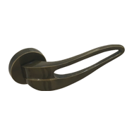 Lever Handle - Bronze Finish