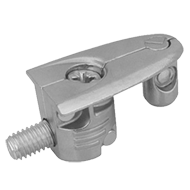Elefant Connecting Fitting - 18mm - Zin