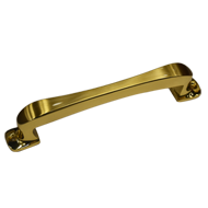 Vish Cabinet Handle - 200mm - Satin Gol