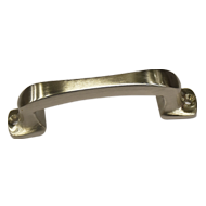 Vish Cabinet Handle - 100mm- Stainless