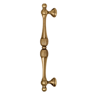 Idra Door Pull Handle Bronze