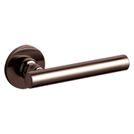 DOLCE VITA Door Lever handle on rose Sa