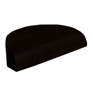 Archive Wooden Cabinet Handle - Ash Sta