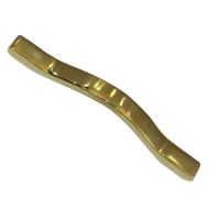 Cabinet Handle - Gold Pvd Finish - 96mm