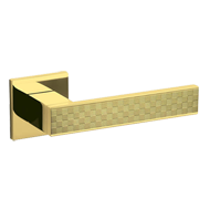 DIANA DAMIER Door handle - Brass - Supe