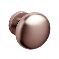 EDISON Central Door Knob - Br