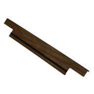 Profile Furniture Handles - Wooden brus