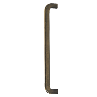 Sleek Cabinet Handle - Brass Antique Fi