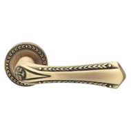 SISSI Lever Handle On Round R