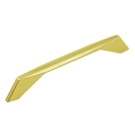 Cabinet Handle - 183mm - PVD Gold Finis