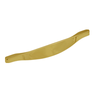 Cabinet Handle - 185mm - PVD Gold Finish