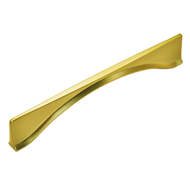 Cabinet Handle - 173mm - PVD Gold Finish