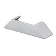 Cabinet Handle - 95mm - Matt Chrome Finish