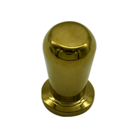 Cabinet Knob - PVD Gold Finish - 14X14X