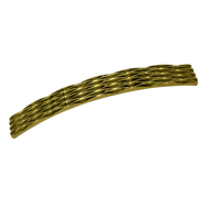 SILK Cabinet Handle - 160mm - PVD Gold Finish