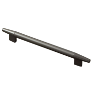 Cabinet Handle - Satin Brown Finish - 8