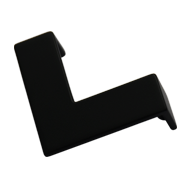 Cabinet Handle - 59mm - Black