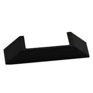 Cabinet Handle - 95mm - Black