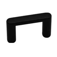 Cabinet Handle - 40mm - Black