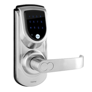 Smart Digital Door Lock with PIN Code RF Card & Mechanical key