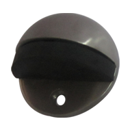 Half Round Door Stopper - Satin Gold Fi