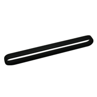 Cabinet Handle - 236mm - Blac