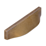 Cabinet Handle - 94mm - Vintage Gold Fi