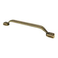Cabinet Handle - 160mm - Natural Bronze