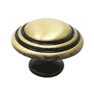 Classic Cabinet Knob - Antique Bronze F
