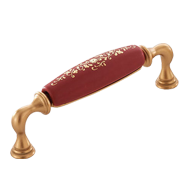 Luxury Ceramic Furniture Handle - 128mm