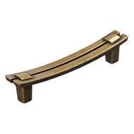Cabinet Handle - 64mm - Old S