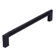 Cabinet Handle - 174mm - Matt Black Col