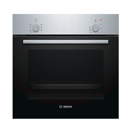 Built-in oven - Stainless steel - 60cm