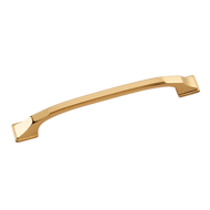Cabinet Handle - 128mm - Gold