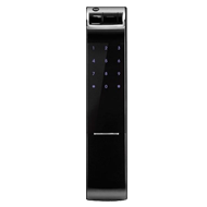 Digital Door Lock - Black Colour