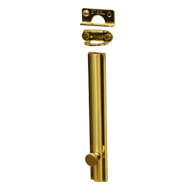 Self Lock Tower Bolt - 18 Inch - Brushe