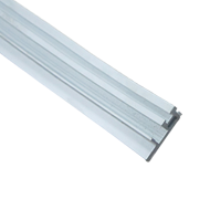 Anodized Aluminium Handle Profile - Length : 2650mm