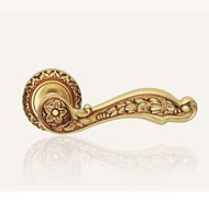 JARDIN Lever Handle on Rose