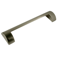 Cabinet Handle - 180mm - Satin Nickel P
