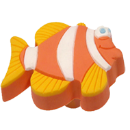 Kids Fish Shape Cabinet Knob