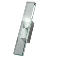 ELE Cabinet Glass Handle - 32mm - Inox Look