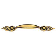Cabinet Handle - Big - Gold Finish