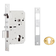 Hotel Lock Latch & Bolt Auto Blocked Lo