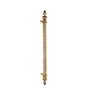 Gulliver Door Pull Handle - Old Gold -