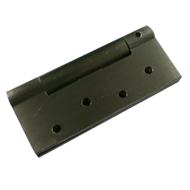 Spring Hinges Single A - 4 Inch - Stainless Steel Finish