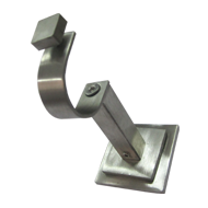 Curtain Bracket - Stainless Steel Finish