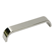 Cabinet Handle - 232mm - Bright Chrome
